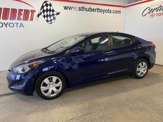 Used 2014 Hyundai Elantra Bluetooth, Auto GL for sale in St-Hubert, QC