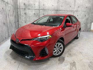 Used 2018 Toyota Corolla CUIR CAMERA DE RECUL * ANTI-COLLISION * SEULEMENT 13137KM for sale in St-Nicolas, QC