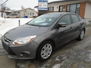 Used 2013 Ford Focus SE for sale in Ancienne Lorette, QC