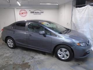 Used 2013 Honda Civic for sale in Ancienne Lorette, QC