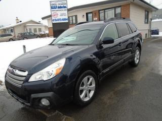 Used 2013 Subaru Outback Touring 2.5i for sale in Ancienne Lorette, QC