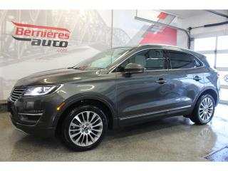 Used 2017 Lincoln MKC RESERVE 2.0 ECOBOOST AWD + TOIT PANO for sale in Lévis, QC