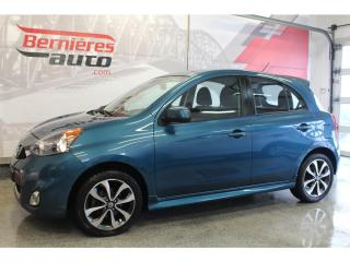 Used 2016 Nissan Micra SR for sale in Lévis, QC