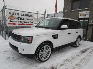 Used 2011 Land Rover Range Rover Sport 4 roues motrices 4 portes HSE LUX for sale in Montréal, QC