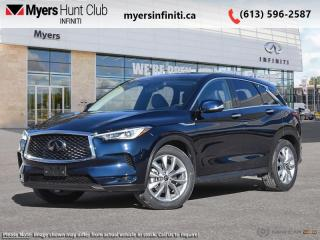 New 2021 Infiniti QX50 PURE  - Sunroof -  Heated Seats for sale in Ottawa, ON