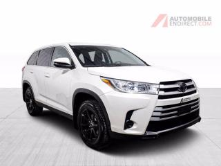 Used 2019 Toyota Highlander LE AWD V6 CAMERA DE RECUL 7 PASSAGERS for sale in St-Hubert, QC