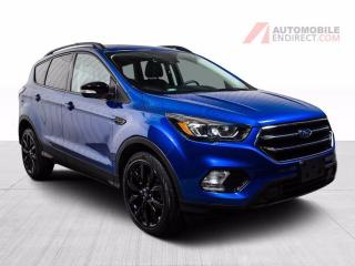 Used 2017 Ford Escape TITANIUM 4X4 TOIT SEMI CUIR/TISSUS  NAV MAGS for sale in St-Hubert, QC