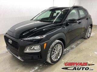 Used 2020 Hyundai KONA Preferred AWD MAGS CAMÉRA BLUETOOTH *Traction intégrale* for sale in Shawinigan, QC