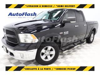 Used 2013 RAM 1500 OUTDOORSMAN* 5.7L *RAM-BOX *5-PASS *TONNEAU-COVER for sale in St-Hubert, QC