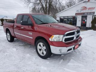 Used 2014 RAM 1500 OUTDOORSMAN for sale in Barrie, ON
