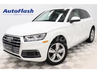 Used 2018 Audi Q5 TECHNIK 2.0T *VIRTUAL-COCKPIT *DRIVER-ASSIST-PKG for sale in St-Hubert, QC