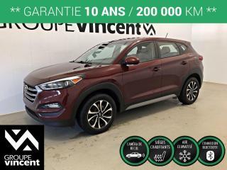 Used 2017 Hyundai Tucson 2.0L** GARANTIE 10 ANS ** VUS fiable, économique et pratique! for sale in Shawinigan, QC