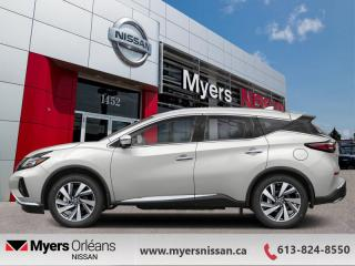 New 2021 Nissan Murano AWD SL  - Navigation -  Sunroof - $293 B/W for sale in Orleans, ON