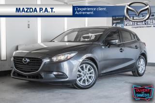 Used 2018 Mazda MAZDA3 Sport AUTOMATIQUE,CAMÉRA DE RECUL,BLUETOOTH,TOIT OUVRANT for sale in Montréal, QC