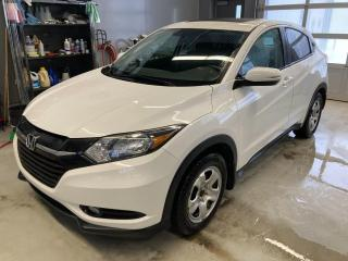 Used 2018 Honda HR-V **EX**TOIT OUVRANT**AWD** AWD PNEUS HIVER/ETE for sale in Val-d'Or, QC