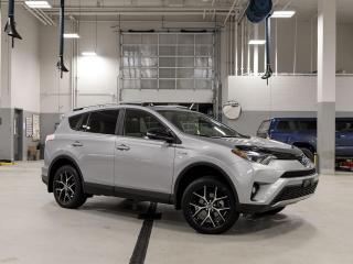 Used 2018 Toyota RAV4 Hybrid AWD Hybrid SE for sale in New Westminster, BC