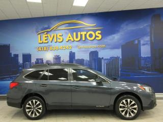 Used 2017 Subaru Outback 3.6R LIMITED 88200 KM GPS/TOIT OUVRANT/C for sale in Lévis, QC