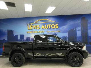 Used 2012 RAM 1500 SPORT SEULEMENT 50300KM TRES PROPRE 5.7L for sale in Lévis, QC