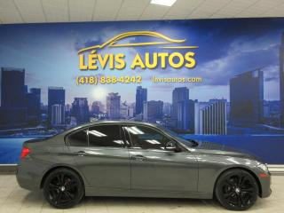 Used 2015 BMW 3 Series 328i xDrive 63500KM SPORT CUIR ROUGE/TOI for sale in Lévis, QC