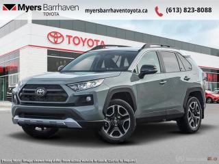 New 2021 Toyota RAV4 Trail  - Leather Seats -  Sunroof - $279 B/W for sale in Ottawa, ON