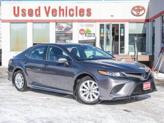 Used 2019 Toyota Camry SE NOT A RENTAL! TOYOTA WARRANTY! for sale in North York, ON