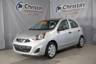 Used 2015 Nissan Micra TRES PROPRE for sale in Montréal, QC
