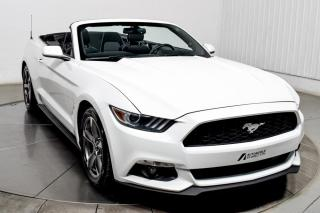 Used 2015 Ford Mustang CONVERTIBLE V6 MAGS A/C for sale in Île-Perrot, QC