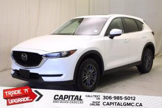 Used 2020 Mazda CX-5 GS AWD*LEATHER*SUNROOF* for sale in Regina, SK
