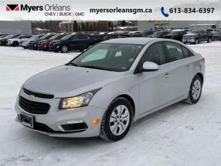 Used 2016 Chevrolet Cruze Limited LT   - Extra low Mileage for sale in Orleans, ON