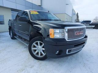 Used 2012 GMC Sierra 1500 Denali**AS TRADED SPECIAL** for sale in North Battleford, SK