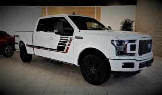 Used 2019 Ford F-150 LARIAT/DECOR - FX4 - CUIR/TOIT/GPS for sale in Drummondville, QC