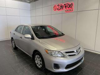 Used 2012 Toyota Corolla CE for sale in Québec, QC
