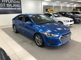 Used 2018 Hyundai Elantra GL AUTO MAGS A/C CAMÉRA CRUISE BT SIÈGES for sale in Dorval, QC