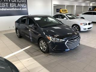Used 2017 Hyundai Elantra GL AUTO A/C MAGS BT CRUISE CAMÉRA SIÈGES for sale in Dorval, QC