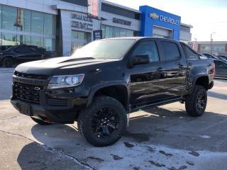 New 2021 Chevrolet Colorado ZR2 for sale in Brampton, ON
