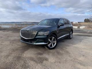 New 2021 Genesis GV80 2.5T Advanced for sale in Halifax, NS