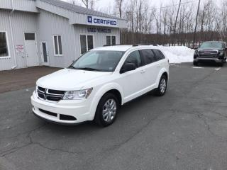 Used 2017 Dodge Journey Canada Value Pkg for sale in Amherst, NS