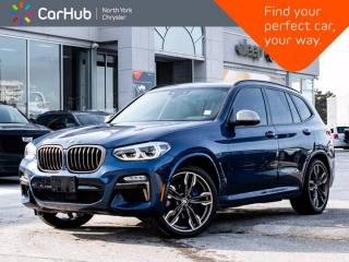 New 2018 BMW X3 M40i for sale in Thornhill, ON
