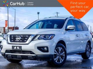 Used 2017 Nissan Pathfinder SL for sale in Bolton, ON