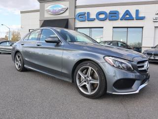 Used 2017 Mercedes-Benz C-Class C300 for sale in Ottawa, ON