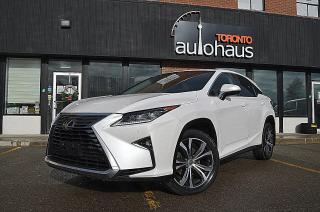 Used 2017 Lexus RX 350 LUXURY W/Lane Depart./Adapt. Cruise/NAVI for sale in Concord, ON