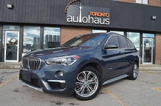 Used 2016 BMW X1 X1Premium W/NAVI/PANO/LEATHER & MORE for sale in Concord, ON