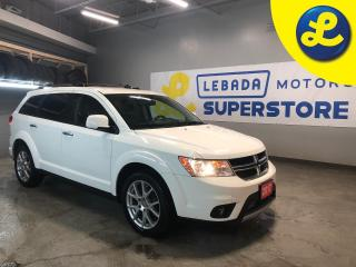 Used 2017 Dodge Journey GT AWD * 3.6L V6 * 7 Passenger * Push Button Start * Keyless Entry W/ Remote Start * Heated Steering Wheel * Heated Leather Seats * Alpine Sound Syste for sale in Cambridge, ON