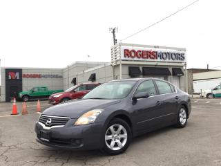 Used 2009 Nissan Altima 2.5 SL - LEATHER - SUNROOF for sale in Oakville, ON