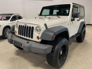 Used 2010 Jeep Wrangler SPORT for sale in Calgary, AB