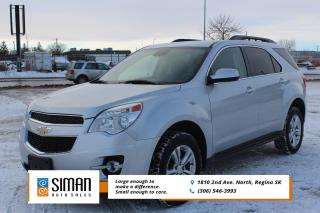 Used 2013 Chevrolet Equinox 1LT GUARANTEED APPROVAL for sale in Regina, SK