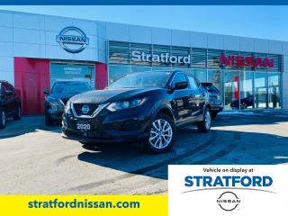 New 2020 Nissan Qashqai SV for sale in Stratford, ON