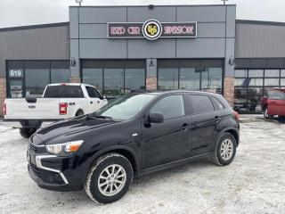 Used 2017 Mitsubishi RVR AWD 4DR 2.0L CVT SE for sale in Thunder Bay, ON