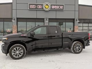 Used 2019 Chevrolet Silverado 1500 4WD Double Cab 147  RST for sale in Thunder Bay, ON