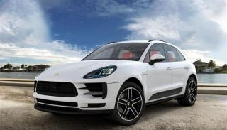 New 2021 Porsche Macan for sale in Langley City, BC